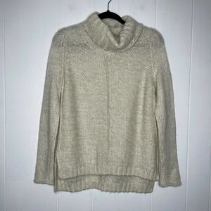Wooden Ships Cowl Turtle Neck Sweater XS